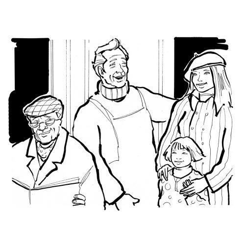 Foto af Läkerol 2 Storyboard af Terese Andersen 1
