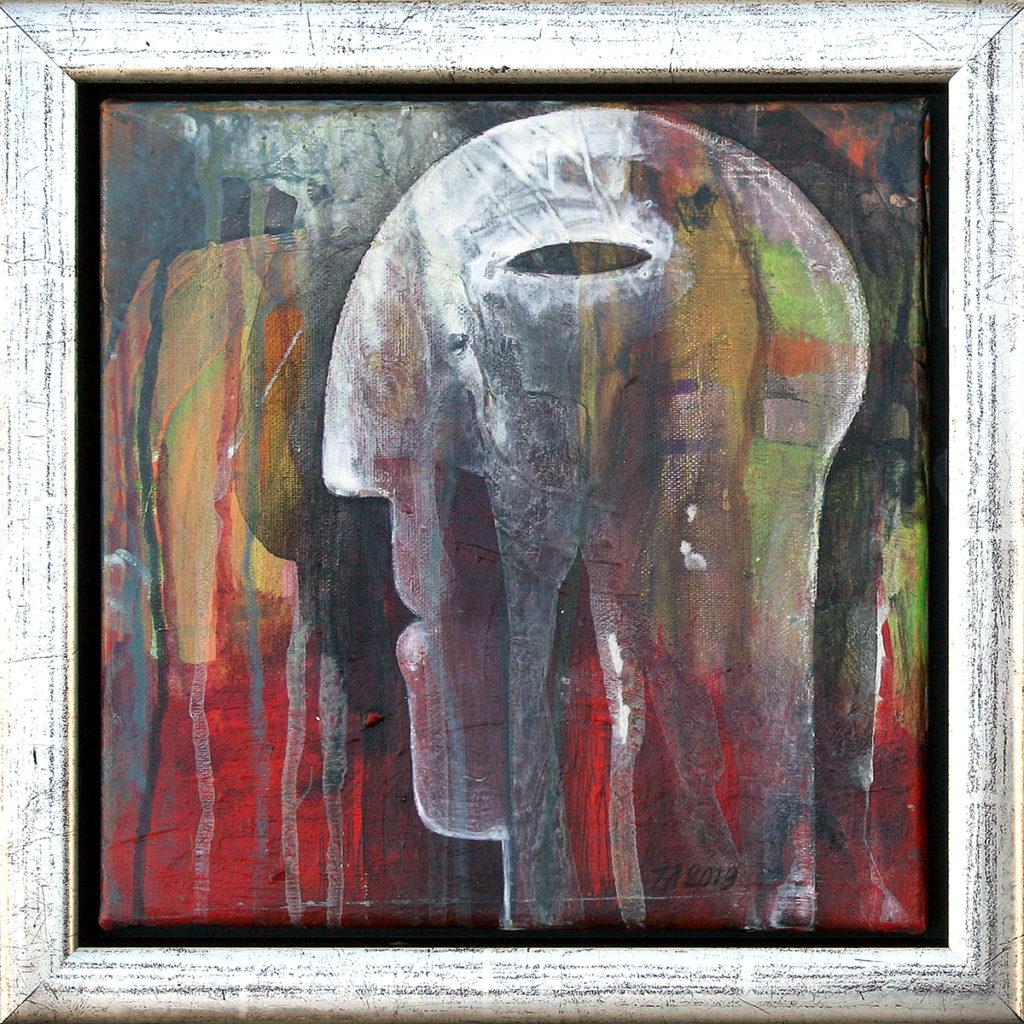Foto af Terese Andersen Painting 25x25 Older
