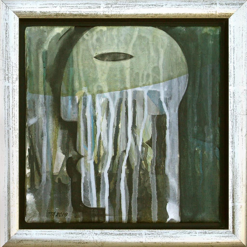 Foto af Terese Andersen Painting 25x25 Weil